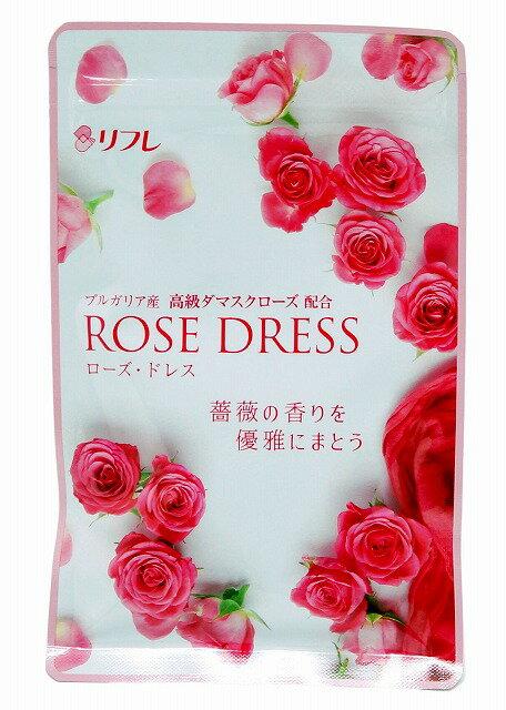 【期間限定】【メール便送料無料】リフレ ローズドレス 62粒入