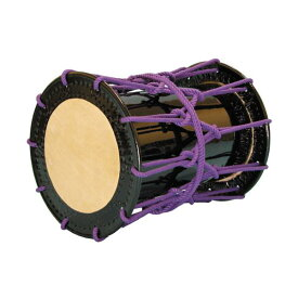 かつぎ桶胴太鼓1.2尺(紫紐)