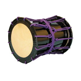 かつぎ桶胴太鼓1.4尺(紫紐)