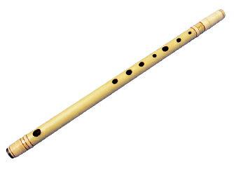 篠笛『東雲』(調律笛)7穴8本調子