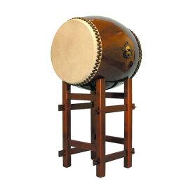 【和太鼓】長胴太鼓1.5尺(耳無し) 高台座付き