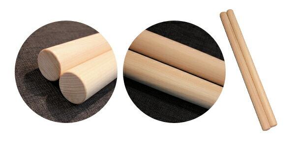 ひのきバチ(52cm×3.4cm)
