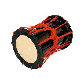 かつぎ桶胴太鼓1.2尺(赤紐) 送料無料