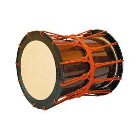 かつぎ桶胴太鼓1.6尺(赤紐・茶色胴)