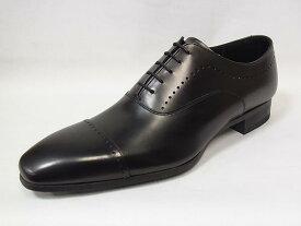 リーガル 正規品 靴 メンズ REGAL 11LR BD 2E ストレートチップ メダリオン ハイヒール仕様 紳士靴