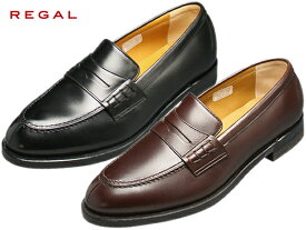 リーガル 正規品 靴 メンズ ローファー REGAL JE02 AH ビジネスシューズ 紳士靴