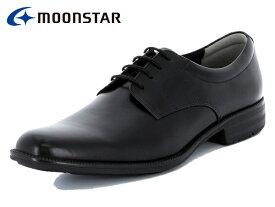 ムーンスター バランスワークス MOONSTAR BALANCE WORKS SPH4600 BLK ブラック メンズ ビジネスシューズ