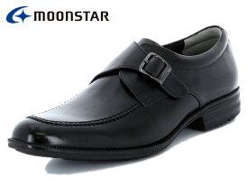 ムーンスター バランスワークス MOONSTAR BALANCE WORKS SPH4602 BLK ブラック メンズ ビジネスシューズ