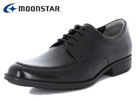 ムーンスター バランスワークス MOONSTAR BALANCE WORKS SPH4603 BLK ブラック メンズ ビジネスシューズ