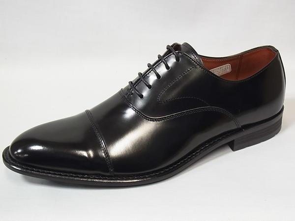 ケンフォード 正規品 ストレートチップ KENFORD KB48 AJ BLK ブラック リーガル 人気 紳士靴