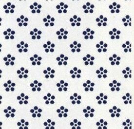 季ごころ屋 日本製、和柄ミニハンカチ 梅鉢 (うめばち・ウメバチ) 22×22cm 綿100% 〈タオルハンカチ・ガーゼハンカチ・はんかち〉