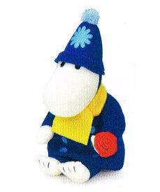 ムーミン ぬいぐるみ 署長さん手のひらサイズ 〈Moomin むーみん キャラクター縫い包み 縫いぐるみ ヌイグルミ トーベ・ヤンソン 通販〉