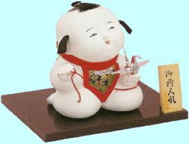 久月監製 錦染作 日本人形(御所人形) 【折鶴】 Japanese doll 〈東京浅草橋久月 日本の伝統品 にほんにんぎょう 和人形 お人形 和の置物・お飾り・インテリア 日本のおみやげ 海外・外国へのお土産・プレゼントにもおススメです! 通販〉