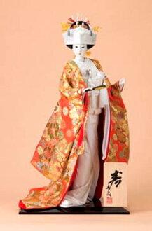 尚志、 警司日本玩偶 (新娘公仔) 10,日本新娘娃娃 q 日本娃娃 h.,东京尚志日本传统日本娃娃一窗体传统玩偶娃娃日本俑,不过是来自国外和外国纪念品礼物的傀儡内政日本文化工艺品纪念品吗?