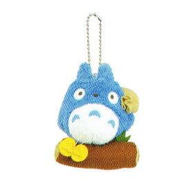 となりのトトロ ぬいぐるみ ジブリコレクションマスコット・情景 中トトロ 青トトロ 切り株 〈スタジオジブリグッズ アニメ・映画キャラクターマスコット となりのととろ 隣のトトロ ますこっと キーホルダー きーほるだー Studio Ghibli My Neighbor Totoro〉