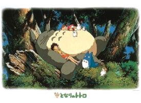 アニメーションジグソーパズルシリーズ 趣味のパズル スタジオジブリシリーズ ジグソーパズル 1000ピース 【となりのトトロ トトロとおひるね】 〈Studio Ghibli My Neighbor Totoro jigsaw puzzle 玩具 おもちゃ 1,000ピース知育パズル〉