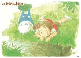 アニメーションジグソーパズルシリーズ 趣味のパズル スタジオジブリシリーズ ジグソーパズル 500ピース 【となりのトトロ 小川のほとり】 〈Studio Ghibli My Neighbor Totoro jigsaw puzzle 玩具 おもちゃ 500P〉