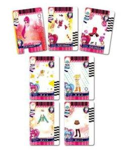 アニメーション・漫画・ゲームキャラクター玩具 ハピネスチャージプリキュア! プリカードコレクション1 チェリーフラメンコ 〈趣味・コレクション玩具 子供向け あにめ・まんが 女