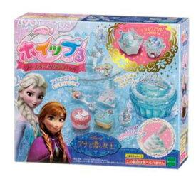 玩具 楽しく遊べるおもちゃ 本物そっくりのスイーツが作れちゃう! メイキングトイ ホイップる WA-04 スイーツアクセ アナと雪の女王セット 〈子供用 子ども こどものおもちゃ 幼児 女の子向け 食品サンプル アクセサリー 工作 通販〉