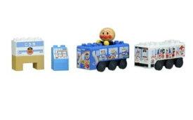 玩具 楽しく遊べるおもちゃ・ゲーム ブロックラボ それいけ!アンパンマン アンパンマンれっしゃブロックセット 〈子供用玩具 子ども こどものおもちゃ 幼児 あんぱんまんのオモチャ キャラクター 頭の体操 組立て遊び 乗り物 ごっこ遊び 知育玩具〉