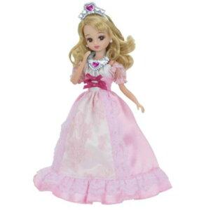 玩具 楽しく遊べるおもちゃ・着せ替え人形 リカちゃん人形 きせかえドレス LW-12 プリンセス(ピンク) ※人形は別売です 〈大人・子供向けおもちゃ 女の子向け コレクション ファ