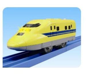 楽しく遊べるおもちゃ・玩具 鉄道コレクション ミニチュアトレイン テコロジープラレール TP-04 923形ドクターイエロー 〈趣味・コレクション玩具 大人・子供向け ミニチュア電車模