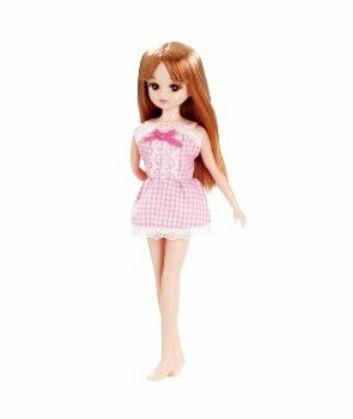玩具 楽しく遊べるおもちゃ・着せ替え人形 リカちゃん人形 きせかえドレス LG-07 ランジェリー ※人形は別売です 〈大人・子供向けおもちゃ 女の子向け コレクション きせかえ人形 ファッションドール 香山リカ Licca-chan 洋服 衣装 着替え〉