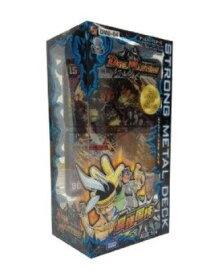 玩具 楽しく遊べるおもちゃ・カードゲーム DMD-04 デュエル・マスターズTCG ストロング・メタル・デッキ 最強国技 〈趣味・コレクション玩具 大人・子供向け アニメ・漫画 かーどげーむ 男児向け DM デュエマ Duel Masters〉
