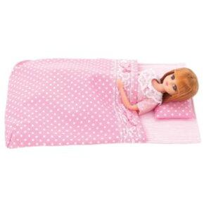楽しく遊べる玩具・着せ替え人形 リカちゃん人形 LG-08 リカちゃんグッズ おふとんセット ※人形は別売です 〈大人・子供向けおもちゃ 女の子向け コレクション きせかえ人形 ファ
