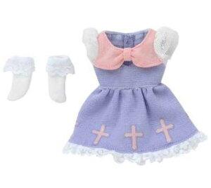 楽しく遊べる玩具・着せ替え人形 きせかえドール ジェニーちゃん ジェニーウェア W18-AW-13 ワンピース ※人形、靴は別売です 〈フィギュア人形着替え 女の子のおもちゃ コレクシ