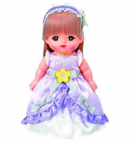 楽しく遊べる玩具・着せ替え人形 愛育ドールのメルちゃん きせかえセット はなやかパーティドレス ※人形は別売りです。 〈大人・子供向けおもちゃ 女の子向け コレクション きせかえ人形 ファッションドール 洋服 衣装 着替え お世話遊び 知育玩具〉