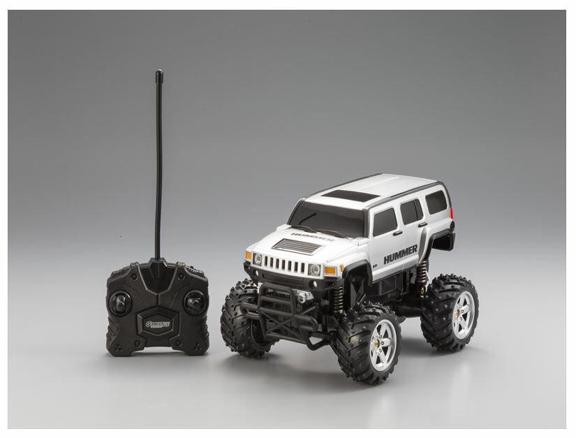 ホビーラジコン 趣味の玩具・模型 カーコレクション 1/16 RC G−DRIVE eco ゼネラルモータース(GM) SUV ハマーH3 シルバー 〈R/Cカー RCカー ラジオコントロールカー ラジコンオフロードカー 無線操縦 HUMMER H3自動車模型 おもちゃ〉