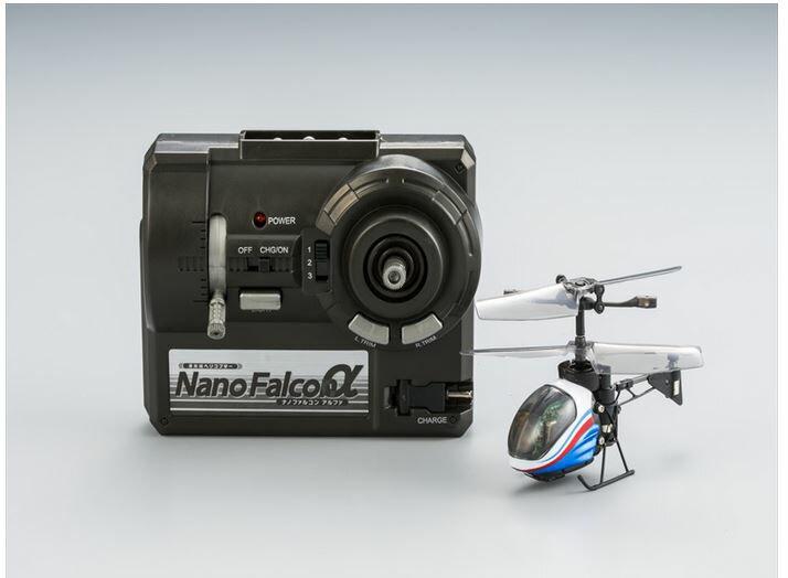ホビーラジコン 趣味の玩具・模型 カーコレクション  RC赤外線ヘリコプター ナノファルコン アルファ メタリックブルー 〈R/Cヘリコプター 無線操縦ヘリコプター ラジコンヘリコプター ラジオコントロールヘリコプター 大人、子供向け玩具 おもちゃ〉