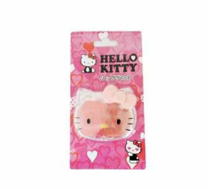 玩具 楽しく遊べるおもちゃ・キッズコスメ キティの顔型コンパクトに入った可愛いコスメ♪ ハローキティ リップグロス 003 〈子供用 子ども こどものおもちゃ 幼児 女の子向け 子供用化粧品 HalloKitty lipgloss キティちゃん 通販〉