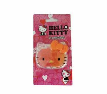 玩具 楽しく遊べるおもちゃ・キッズコスメ キティの顔型コンパクトに入った可愛いコスメ♪ ハローキティ リップグロス 004 〈子供用 子ども こどものおもちゃ 幼児 女の子向け 子供用化粧品 HalloKitty lipgloss キティちゃん 通販〉