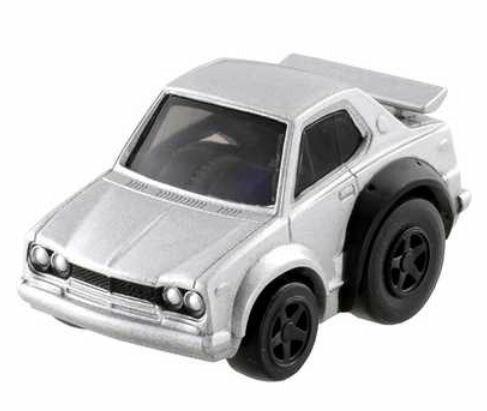 楽しく遊べるおもちゃ・玩具 乗用車コレクション カーコレクション チョロQ Q-05 日産 スカイライン ハコスカGT-R(KPGC10) 〈趣味・コレクション玩具 大人・子供向け 自動車模型 ミニカー チョロキュー ぜんまい NISSAN 日産自動車 通販〉