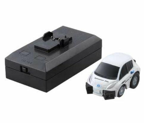 楽しく遊べるおもちゃ・玩具 乗用車コレクション カーコレクション Q-eyes QE-01 NISSAN LEAF 自動運転テストカー 〈趣味・コレクション玩具 大人・子供向け 自動車模型 ミニカー チョロキュー NISSAN 日産自動車 リーフ 通販〉