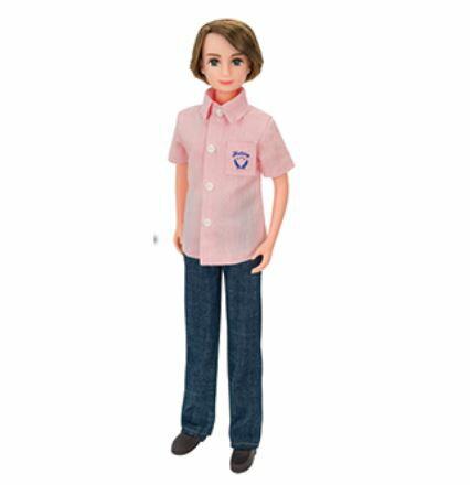 玩具 楽しく遊べるおもちゃ・着せ替え人形 リカちゃん人形 ドール LD-20 やさしいパパ 〈大人・子供向けおもちゃ 女の子向け コレクション きせかえ人形 ファッションドール りかちゃんのぱぱ 洋服 衣装 着替え おもちゃ 通販〉