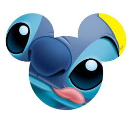 アニメーションジグソーパズルシリーズ 趣味のパズル ディズニーシリーズ ステンドアートジグソー シルエット ギャラリー 151ピースパズル 【DSM-151-202 み〜ちゃった(スティッチ)】 〈Disney jigsaw puzzle 玩具 おもちゃ 151ピース知育〉