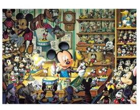 アニメーションジグソーパズルシリーズ 趣味のパズル ディズニーシリーズ 光るジグソー 500ピース 【D-500-354 ミッキーのおもちゃ工房】 〈Disney jigsaw puzzle 玩具 おもちゃ ミッキー&フレンズ 500ピース 知育〉