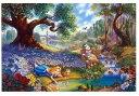 【生産終了品】 アニメーションジグソーパズルシリーズ 趣味のパズル ディズニーシリーズ 隠し絵ジグソー 500ピースパズル 【D-500-416 マジカル ジャ...
