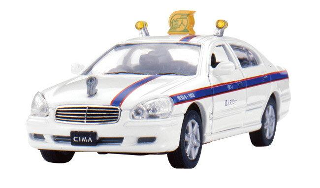 タクシー・バスコレクション ミニカー 趣味の玩具・模型 NISSAN シーマ個人タクシー CIMA TAXI 1/43スケール DK-4105 〈自動車模型 車両模型 日産自動車 はたらくじどうしゃ おもちゃ Diapet ダイヤペットブランド  通販〉