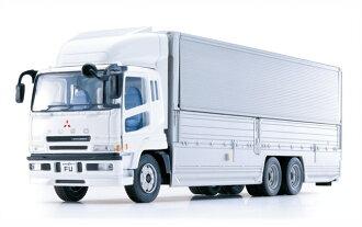 卡車集合模型火車愛好玩具、 模型扶桑大翼身體卡車重型卡車 1 / 43 規模 DK 5105 q 騎的大卡車玩具汽車模型車輛模型工程三菱扶桑卡車巴士 Diapet diapet 品牌嗎?