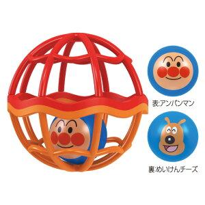 アンパンマン しゃかしゃかボール レッド