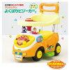 第一次騎玩具兒童玩具樂趣,不要! Anpanman 新譴責 busscar 2 按杆 + 守衛 q 兒童玩具兒童玩具兒童玩蹣跚學步豆潘 Bimbo 玩具腿划船乘客推車店]