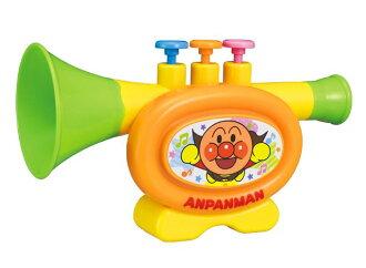 音樂的玩具,不 !帶著笑容充滿 Anpanman 樂趣希望音樂會 anpanman 喇叭希望 q 孩子的孩子們的玩具孩子蹣跚學步豆泛 Bimbo 銅管樂器小號 とらんぺっと 郵購嗎?