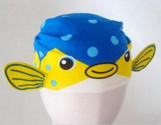 时尚动物 narikiri 头巾系列动物和鱼类头巾系列头基尔霍夫围巾进货! Sakana 坤: 可以使用 narikiri 作为手帕,餐巾,台布 (餐巾纸) 与帽子头巾 1 无刺。