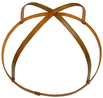 Decoration special girl (brood of chicks hanging ornament decoration, pendant Mon-Fu umbrella) for bamboo ring (big 4) wheel diameter 26 cm-28 cm (per hand made of natural materials in the show offer is 27 cm, but becomes. )
