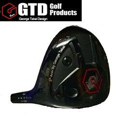 【GTD】the 5th aniv Model DRIVERGTD創設5周年記念ドライバーTourAD VRカーボンシャフト