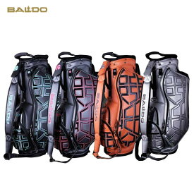 【BALDO / バルド】2021 STAND PRO MODEL CADDIE BAG CORSAスタンド式キャディバッグヘッドカバーは別売りです。